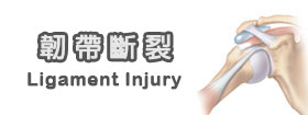韌帶斷裂Ligament Injury